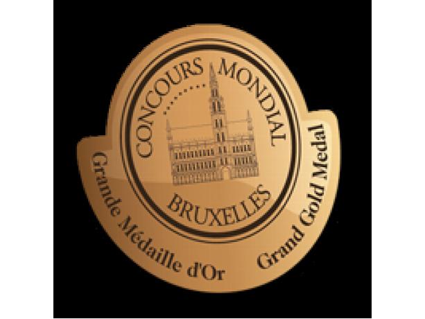 CONCOURS MONDIAL DE BRUXELLES - 2019