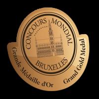 CONCOURS MONDIAL DE BRUXELLES (БЕЛЬГИЯ)