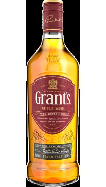 Виски Grants Triple Wood 0.7 л 40%