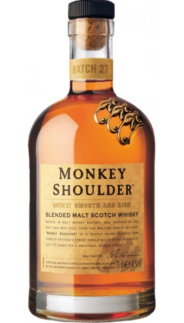 Виски Monkey Shoulder 0.7 л 40%