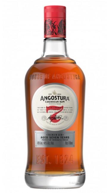 Ром Angostura 7 Year Old 0.7 л 40%
