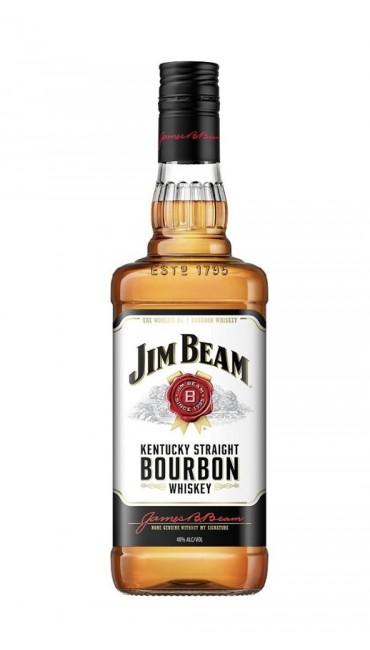Виски Jim Beam White 4 года выдержки 0.5 л 40%