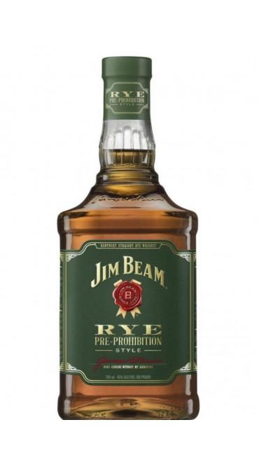 Виски Jim Beam Rye 4 года выдержки 0.7 л 40%