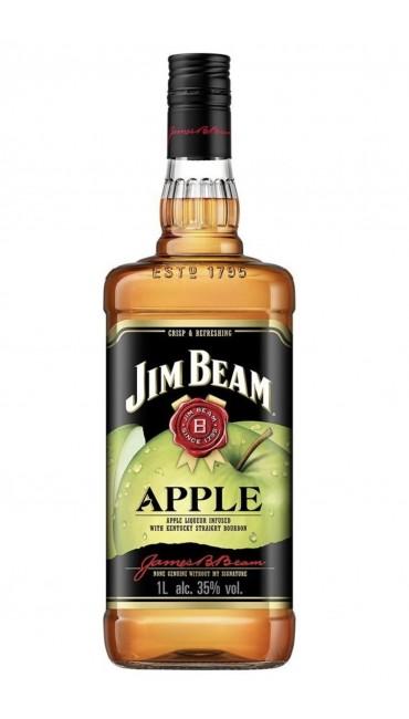 Ликер Jim Beam Apple 4 года выдержки 1 л 35%
