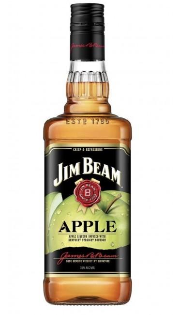 Ликер Jim Beam Apple 4 года выдержки 0.7 л 35%