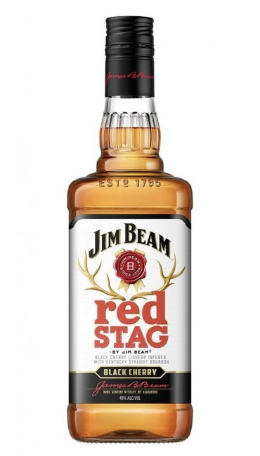 Ликер Jim Beam Red Stag 4 года выдержки 0.7 л 40%