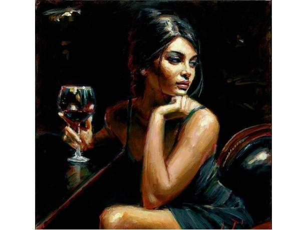 Вино в искусстве и искусство в вине!