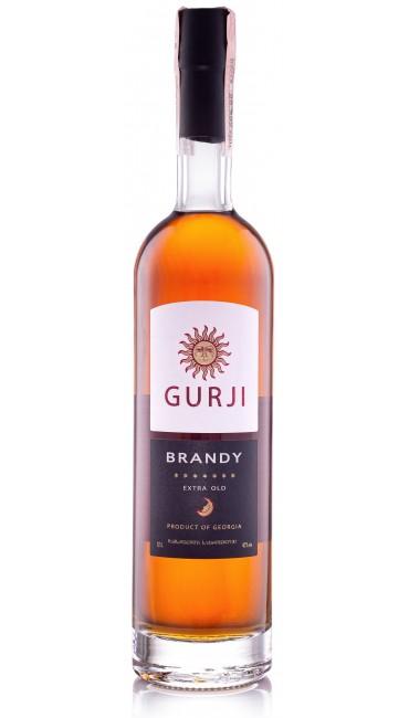 Грузинский Бренди Gurji Extra Old 7* 40% 0.5л