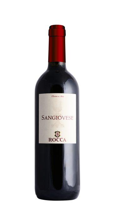 Вино Rocca Sangiovese Puglia красное п/сухое 0.75л