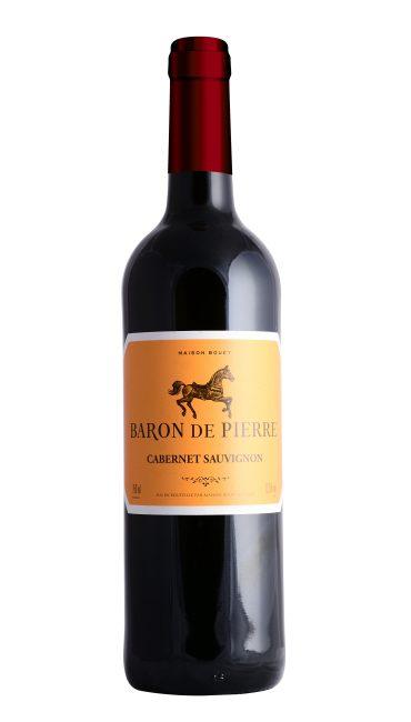 Вино Baron de Pierre Cabernet Sauvignon красное сухое 0.75л