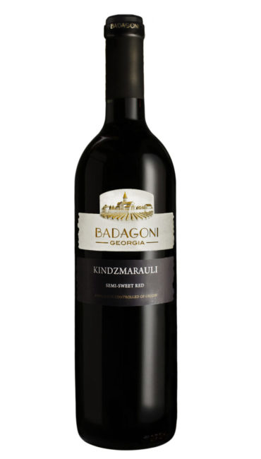 Вино Badagoni Киндзмараули красное п/сладкое 0.75л