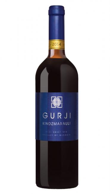 Вино Gurji Киндзмараули красное полусладкое 0,75 л