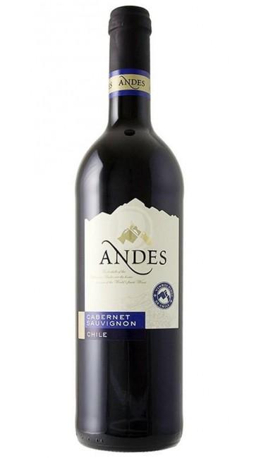 Вино Andes Cabernet Sauvignon красное сухое 0,75л 12.5%
