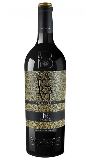 Вино Badagoni Saperavi Reserve Красное сухое 0.75л