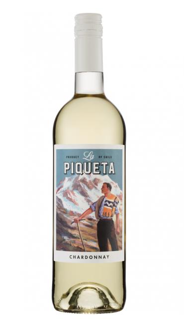 Вино La Piqueta Chardonnay белое сухое 0.75 л 13%
