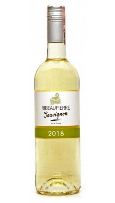 Вино Ribeaupierre Совиньон сухое белое 11% 0,75л
