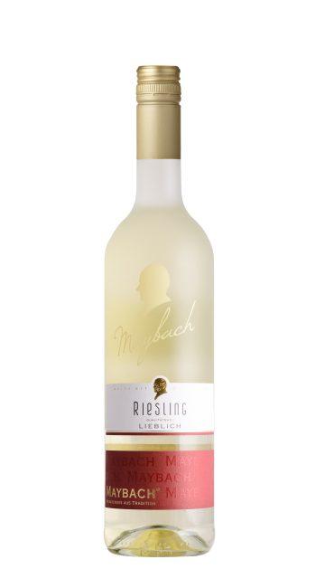 Вино Maybach Riesling белое п/сладкое 0.75л