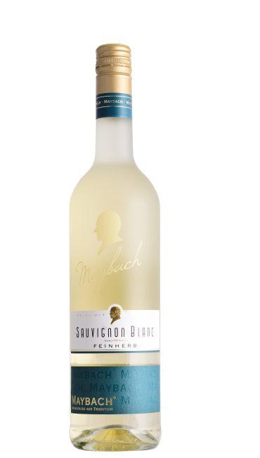 Вино Maybach Sauvignon Blanc белое п/сухое 0.75л