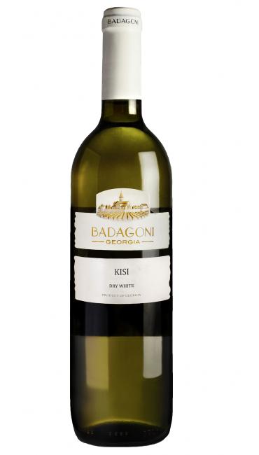 Вино Badagoni Киси Белое сухое 0.75л